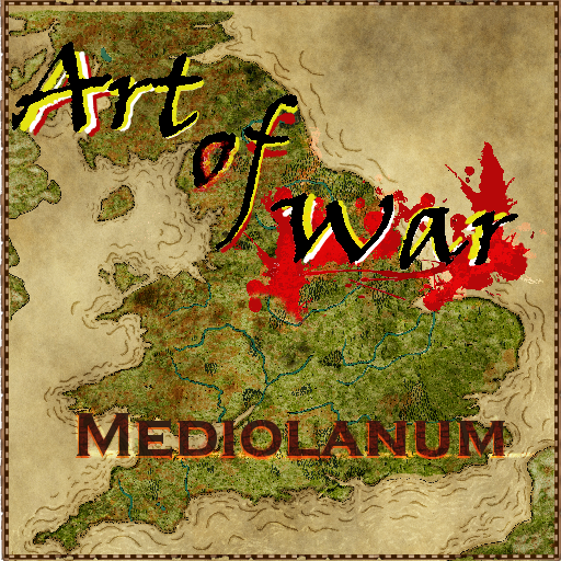 Art of war mediolanum box art